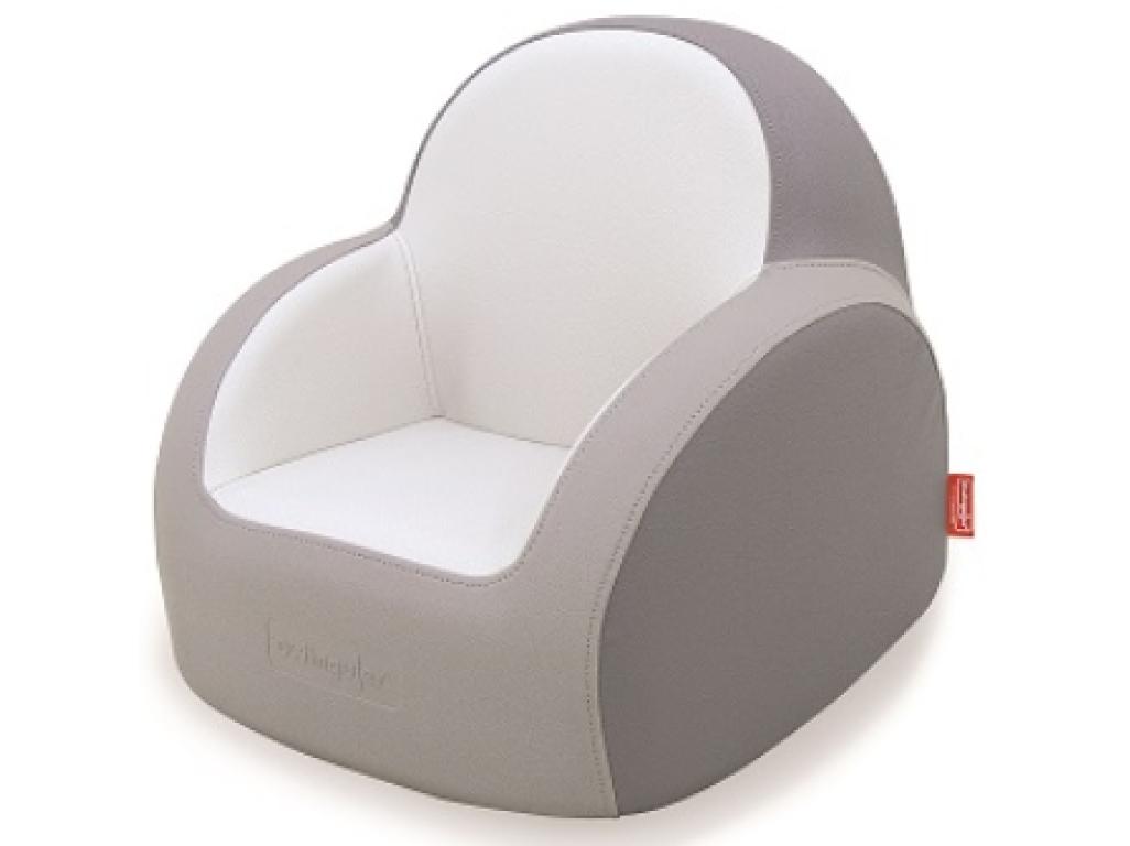 Kids Sofa - Dětské křeslo šedé