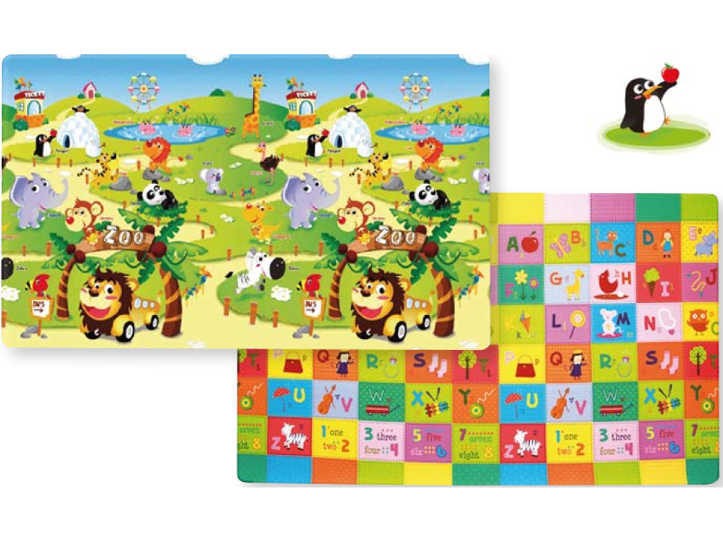 Play Mat - Zoo