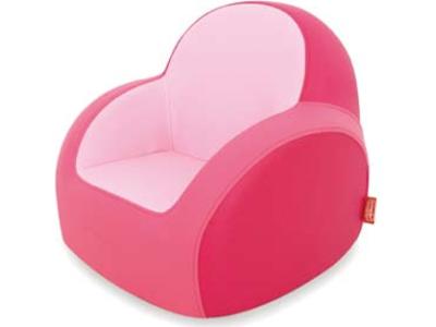 Kids Sofa - Dětské křeslo růžové