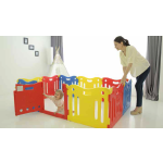 Barevná ohrádka - Baby Care