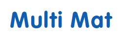 Venkovní koberce Multi Mat